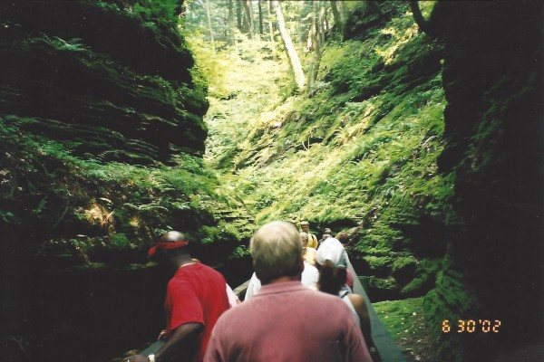 Upper Dells Witches Gulch