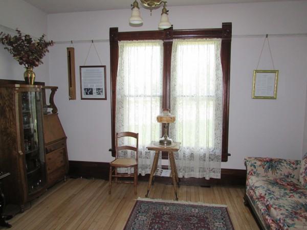 Larson House Parlor