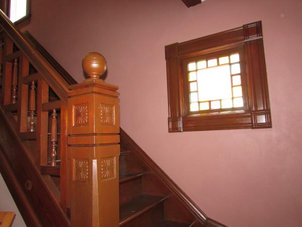 Larson House Stairway
