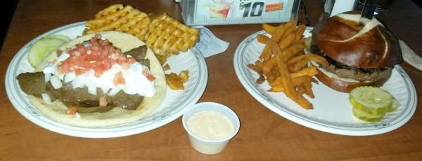 McFarland Tavern lunch