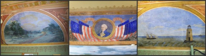 Mural Collage in Washington House