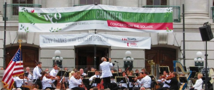 Wisconsin Chamber Orchestra