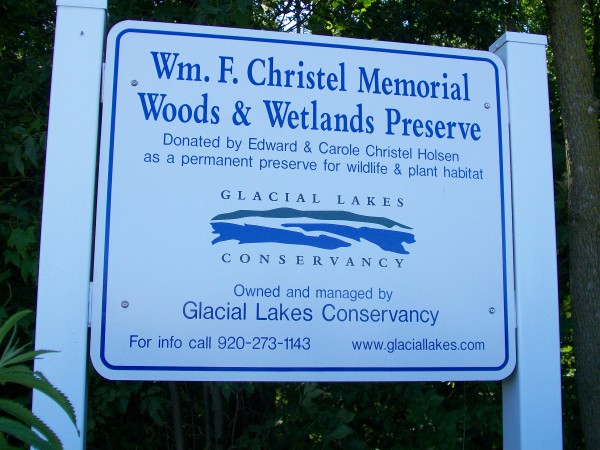 William F. Cristal Memorial Woods and Wetland Preserve