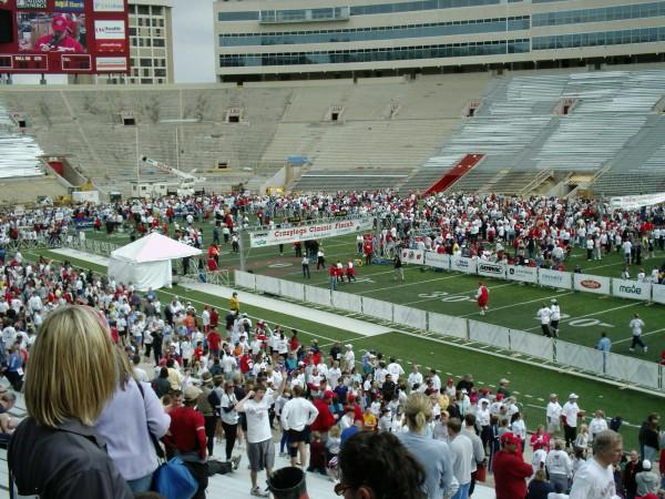 Camp Randall Stadium 2005