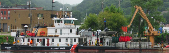 Coast Guard USCGC Wyaconda Dubuque