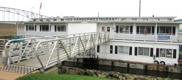 Ice Harbor Restaurant Dubuque