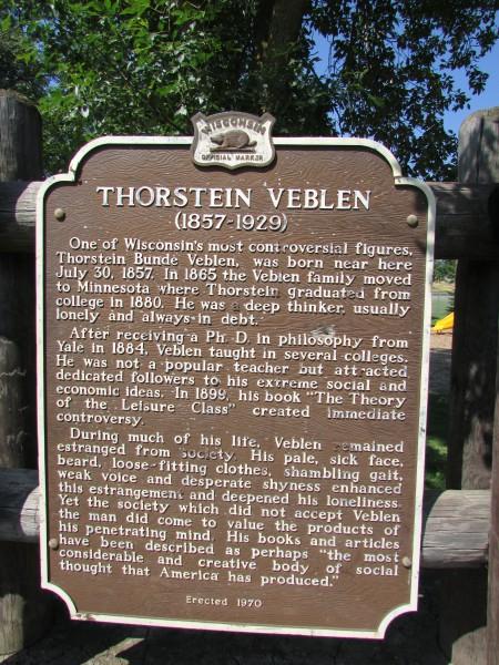 Valders Historic Marker