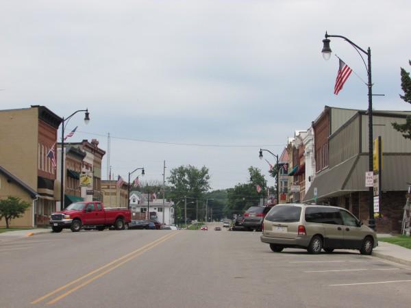 Downtown Monticello