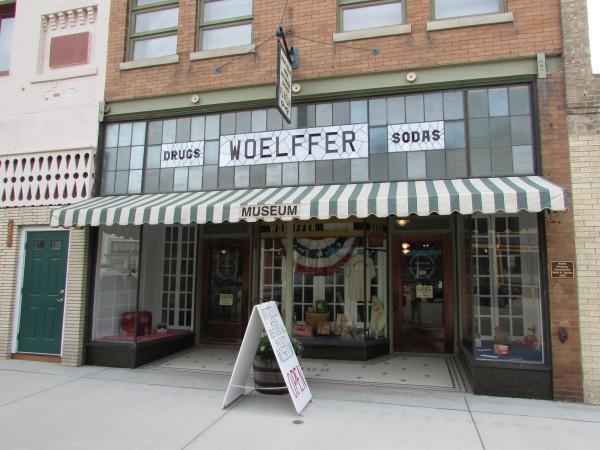 Woefller Monticello Museum