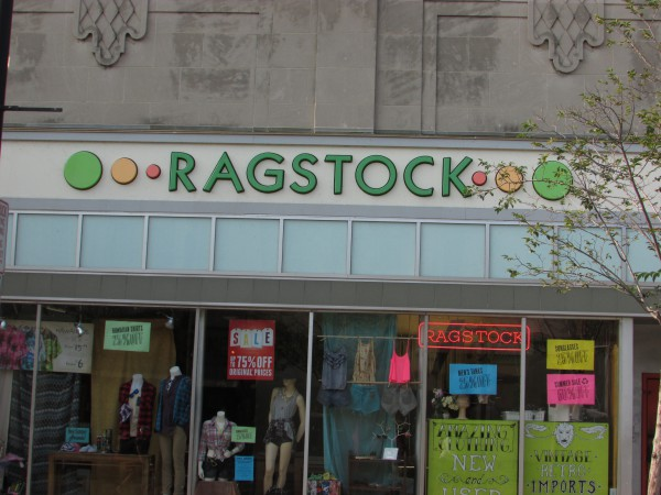Ragstock in Madison