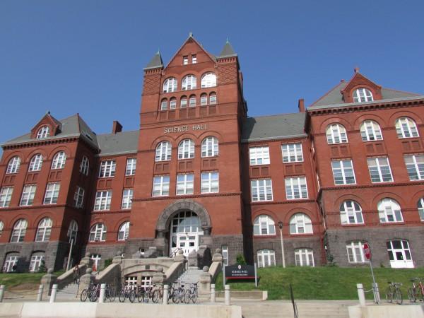 Science Hall Madison