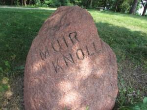Muir Knoll Rock Madison