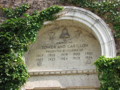 Carillon Tower Class Presents Madison
