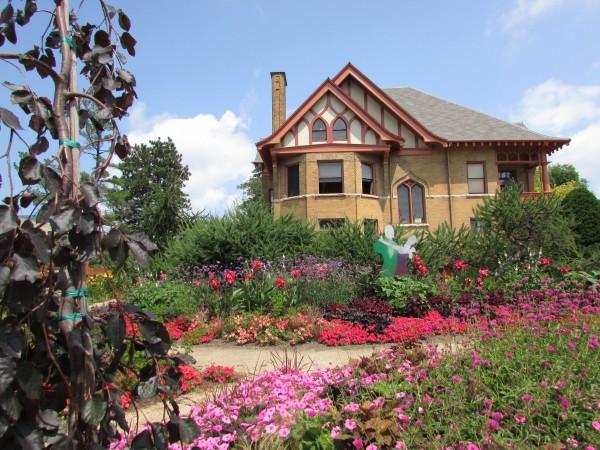Allen Centennial Gardens Madison