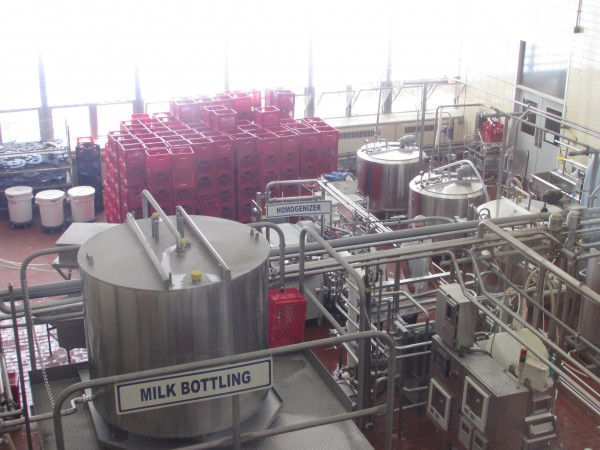 Babcock Hall Processing plant