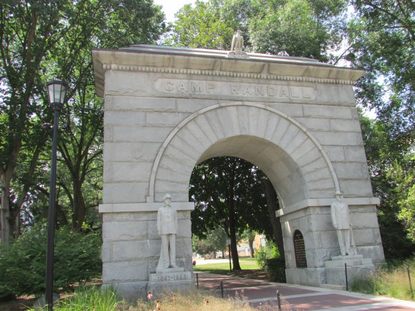 Camp Randall Arch Madison