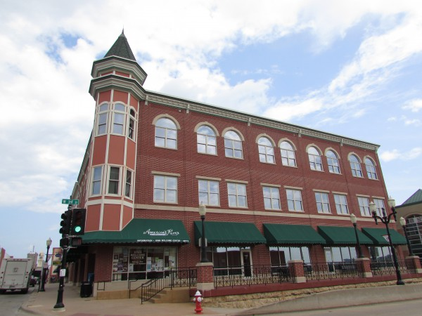 Dubuque Visitors Center