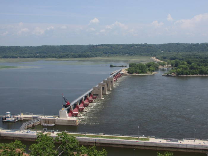 Lock and Dam #11 Dubuque