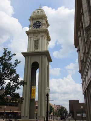 Dubuque Town Clock