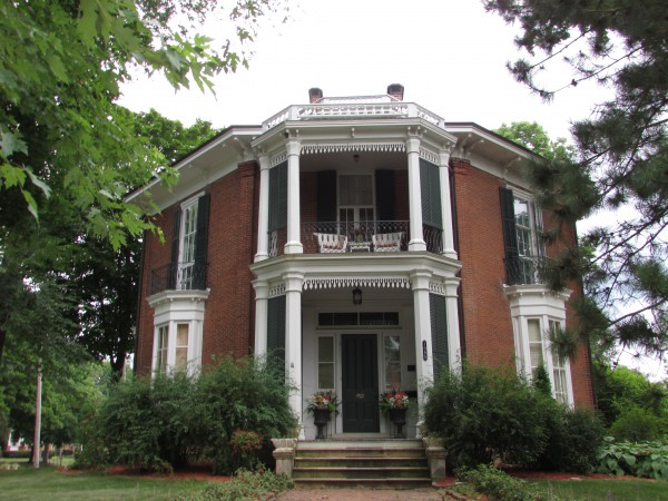 Langworthy Octagon House