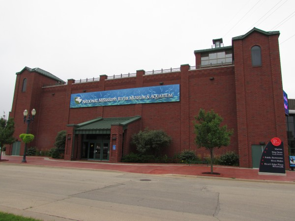 Mississippi River Museum