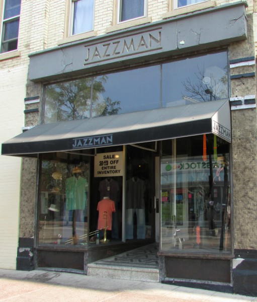 Jazzman clothes State Street Madison