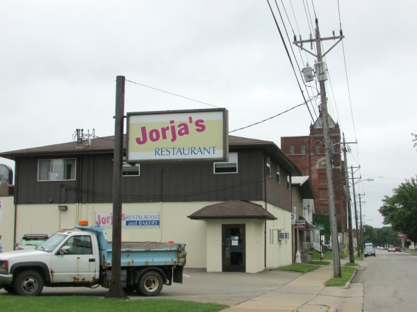 Jorja's Restaurant in Dubuque