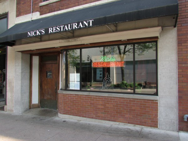 Nick's Restaurant on State