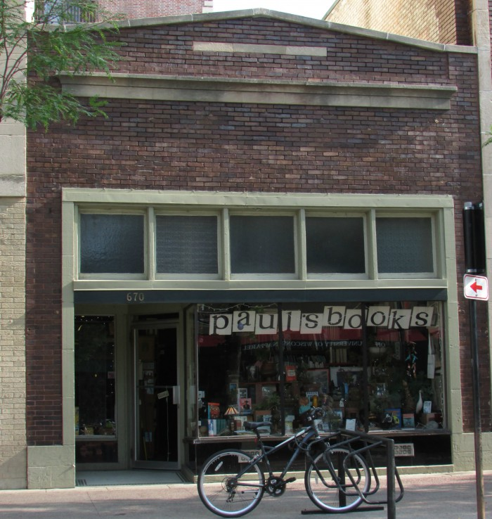 Paul's Books on State Street