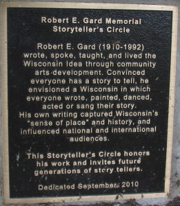 Storyteller's Circle Muir Knoll Madison