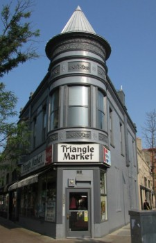 Triangle Market in Madison on State Street