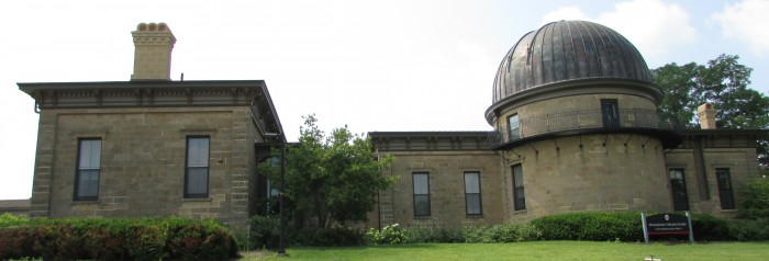 Washburn Observatory in Madison