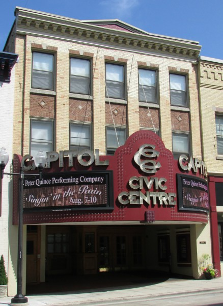 Capitol Civic Center in Manitowoc