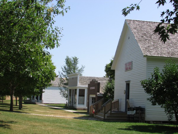 Pinecrest Village buildings in Manitowoc