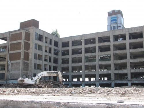 Former Mirro Plant in Manitowoc