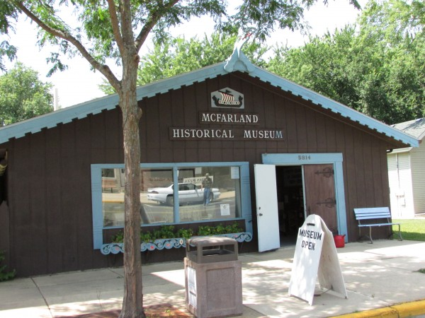 McFarland Historical Museum