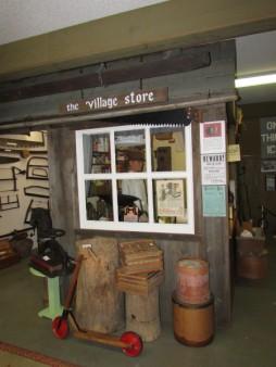 General Store at McFarland Museum