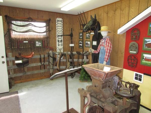 Annex displays 2 McFarland museum