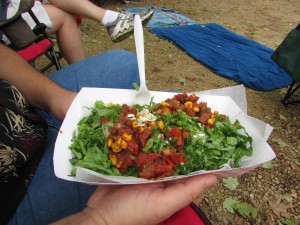 Frito Pie at Spring Green General Store