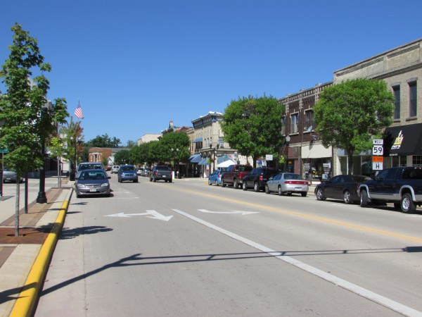 Downtown Edgerton