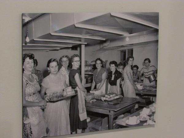 Church Basement Ladies picture Monticello Museum