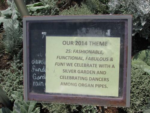 2014 Garden Theme