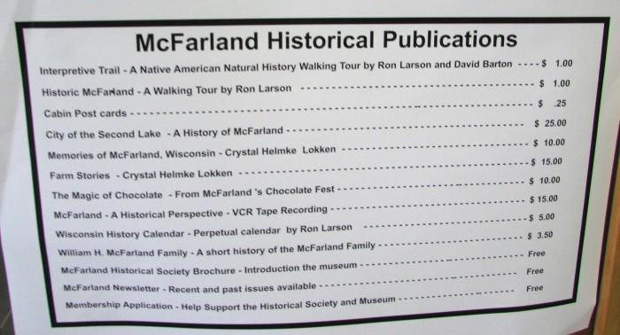 McFarland publications
