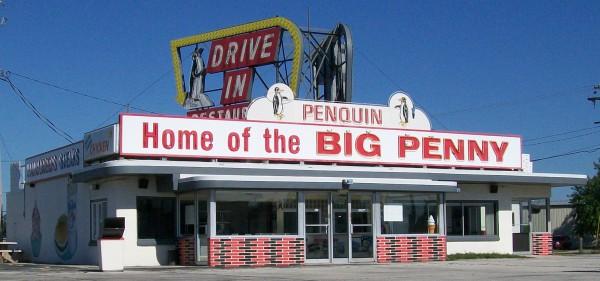 Penguin Restaurant 2010 in Manitowoc
