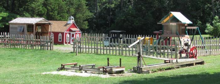 Pinecrest Museum Park in Manitowoc