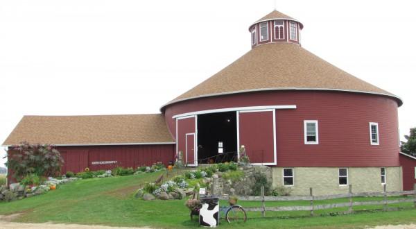 Schuster's Round Barn