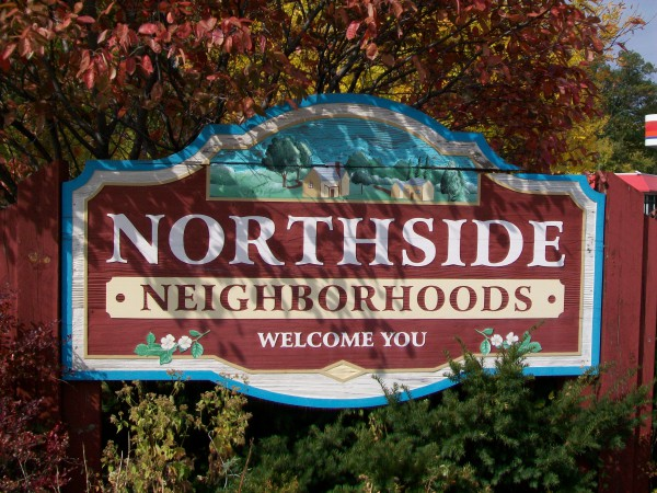Madison Northside sign