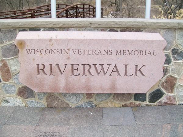 Veterans Memorial Riverwalk  headstone