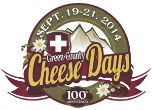 Cheese Days 100th Logo