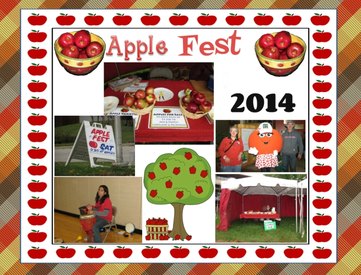 Apple Fest Collage